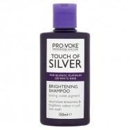Gelsvus atspalvius naikinantis šampūnas Touch Of Silver