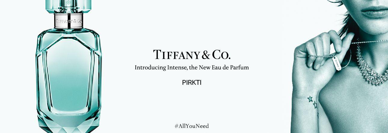 TIFFANY & CO. - naujiena