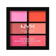 Lūpų dažų paletė NYX PROFESSIONAL MAKEUP