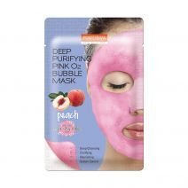 Deep Purifying Pink O2 Bubble Mask