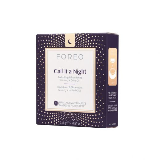 UFO Call It A Night Mask