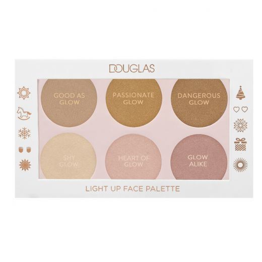 Light Up Face Palette