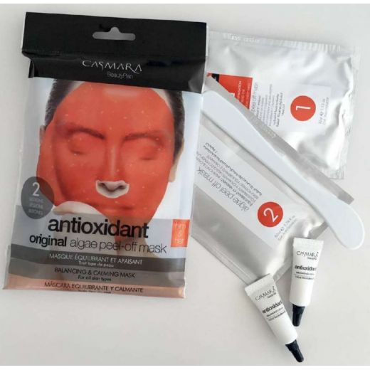 Antioxidant Algea Peel Off Mask Kit 2 Sessions