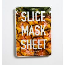 Slice sheet masks that provide elasticity to the skin