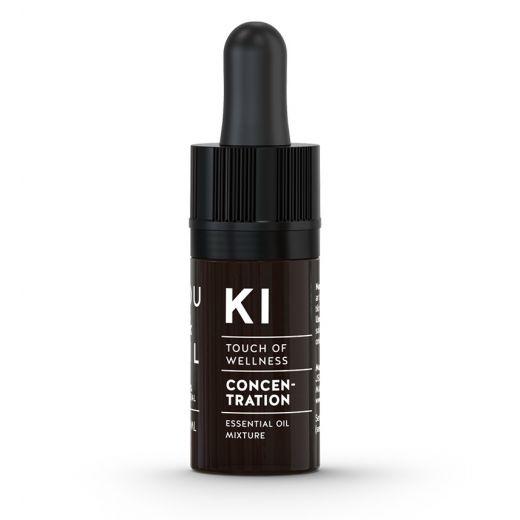 Concentration Essential Oil Mixture