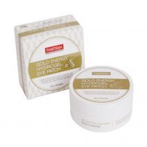 Gold Energy Hydrogel Eye Patch