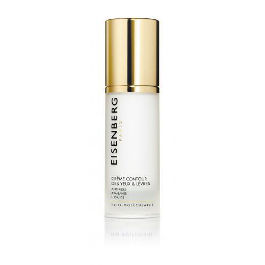 Trio-Molecular Eye And Lip Contour Cream
