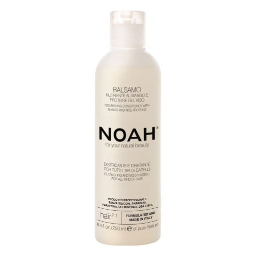 2.1 Nourishing Conditioner With Mango And Rice Proteins