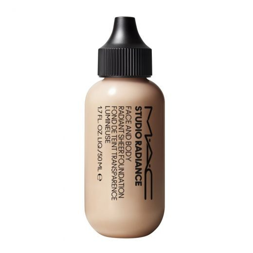 Studio Radiance Face And Body Radiant Sheer Foundation W1