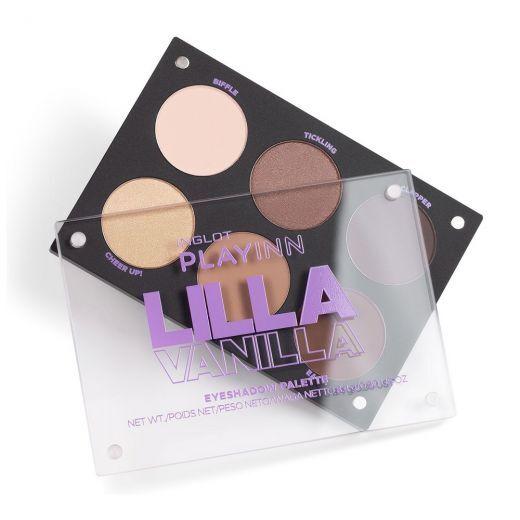 Lilla Vanilla Eye Shadow Palette