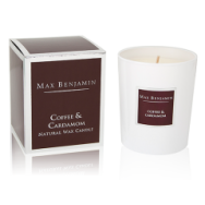 Coffee & Cardamon Natural Wax Candle