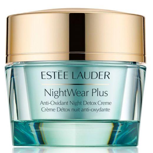 Detoksikuojantis naktinis veido kremas Estee Lauder