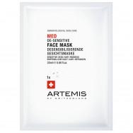 Jautrumą ir paraudimą mažinanti veido kaukė Artemis