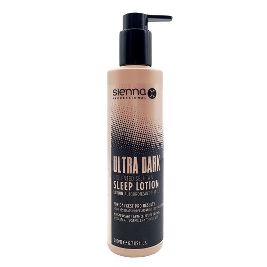 Ultra Dark Q10 Tinted Self Tan Lotion