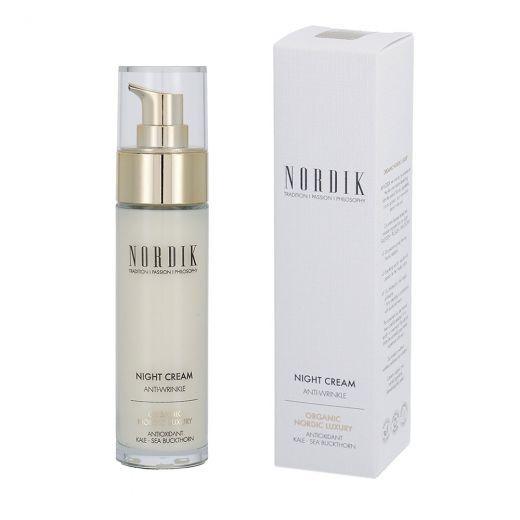 Night Cream Anti-Wrinkle