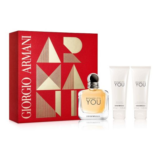 Because It's You EDP 100ml Set