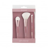 Summer Travel Essentials Brush Set