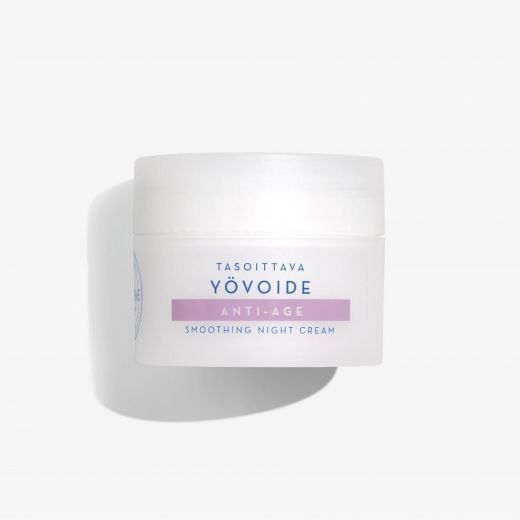 Tasoittava Anti-Age Smoothing Night Cream