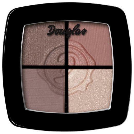 Keturių spalvų akių šešėliai Douglas Make Up