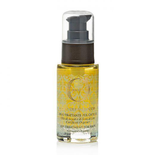 Olioseta Oro Del Marocco Oil Treatment For Hair