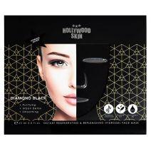 Diamond Black Hydrogel Face Mask