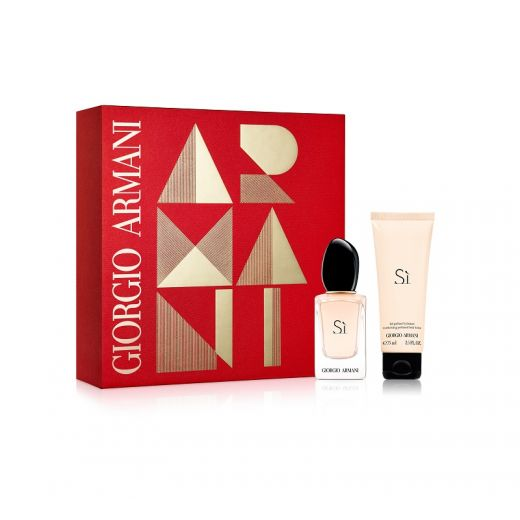 Sì EDP 30ml Set