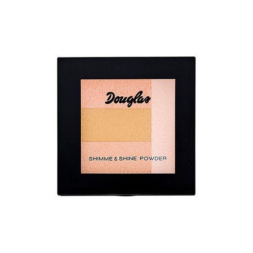 Švytėjimo suteikianti pudra Douglas Make Up