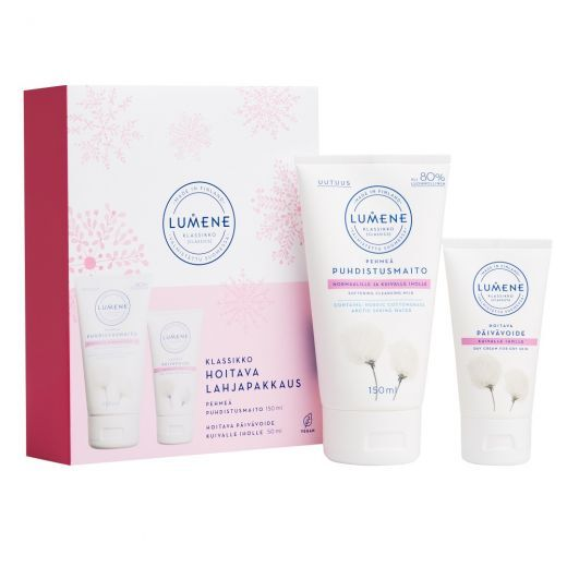 Klassikko Nourishing Day Cream 50ml Set