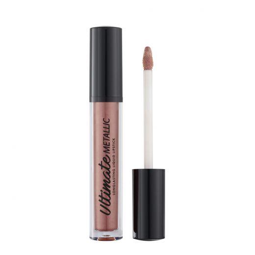 Ultimate Metallic Long Lasting Liquid Lipstick
