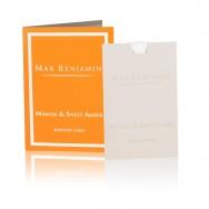 Aromatinė kortelė Max Benjamin