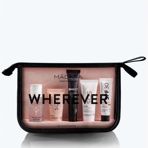 Wherever Skin Care Travel Set 5in1