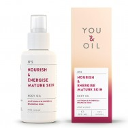 Nourish & Energise Mature Skin Body Oil