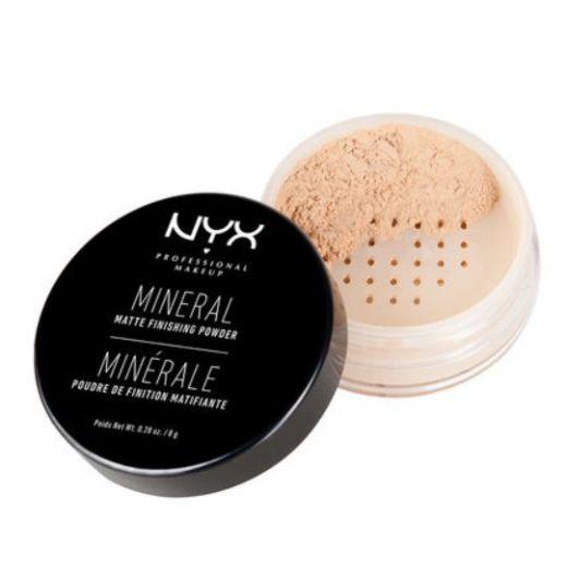 Mineralinė pudra NYX PROFESSIONAL MAKEUP