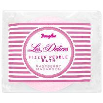 Avietinių migdolinių orinukų kvapo putojanti vonios druska Douglas Les Delices