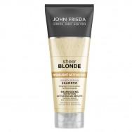 Spalvą išryškinantis šampūnas šviesiems plaukams John Frieda