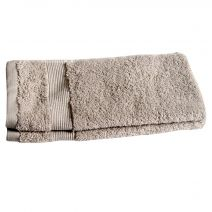 3 Pieces Grey Towel Set