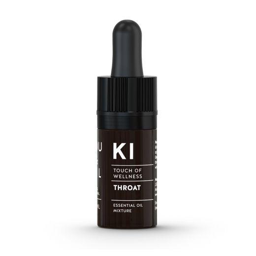 Throat Essential Oil Mixture