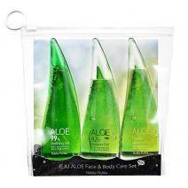 Jeju Aloe Face & Body Care Set