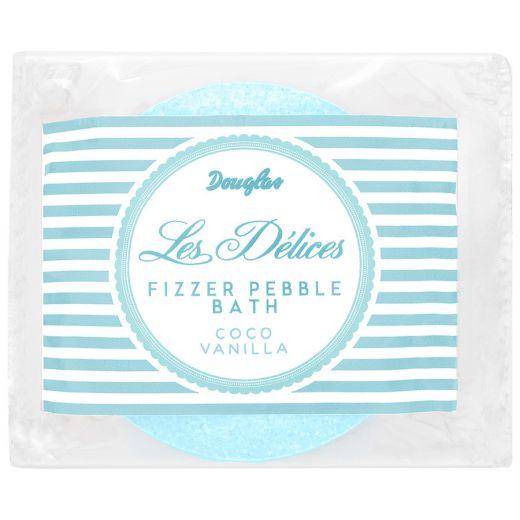 Kokosų ir vanilės kvapo putojanti vonios druska Douglas Les Delices