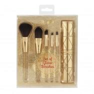 Set Of Glitter Brushes