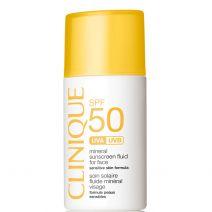 Apsauginis veido fluidas nuo saulės SPF50 Clinique