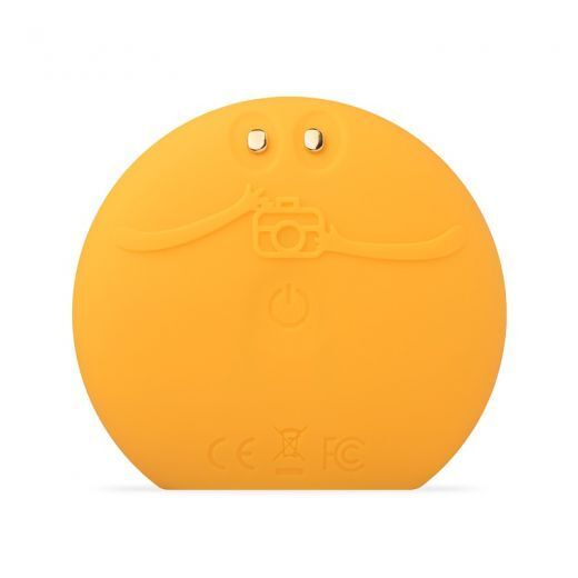 LUNA fofo Cleansing Brush Sunflower Yellow