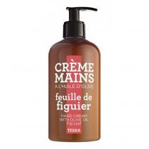 Terra Figuiier Hand Cream With Olive Oil Fig Leaf