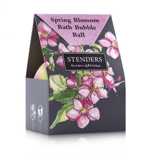 Spring Blossom Bath Bubble Ball
