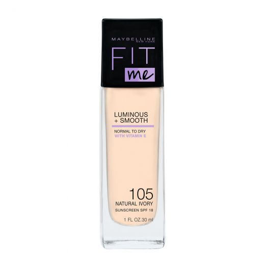Fit Me Luminous + Smooth Foundation