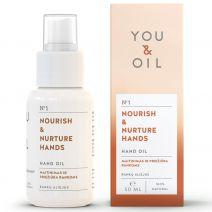 Nourish & Nurture Hand Oil
