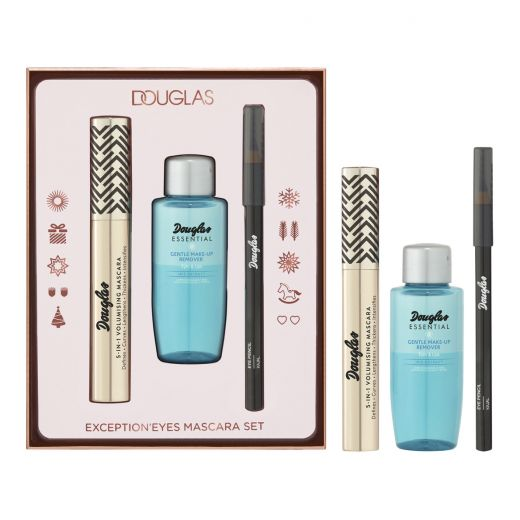 Exception'Eyes Mascara Set