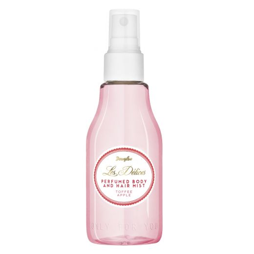 Perfumed Body And Hair Mist Toffee Apple