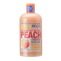 Peach Shower Bath Gel