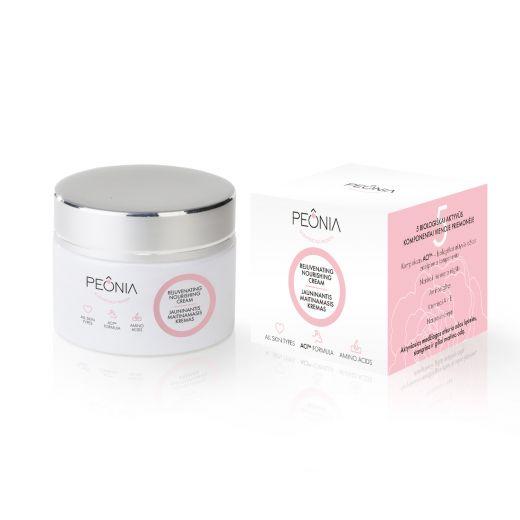 Peonia Rejuvenating Nourishing Cream